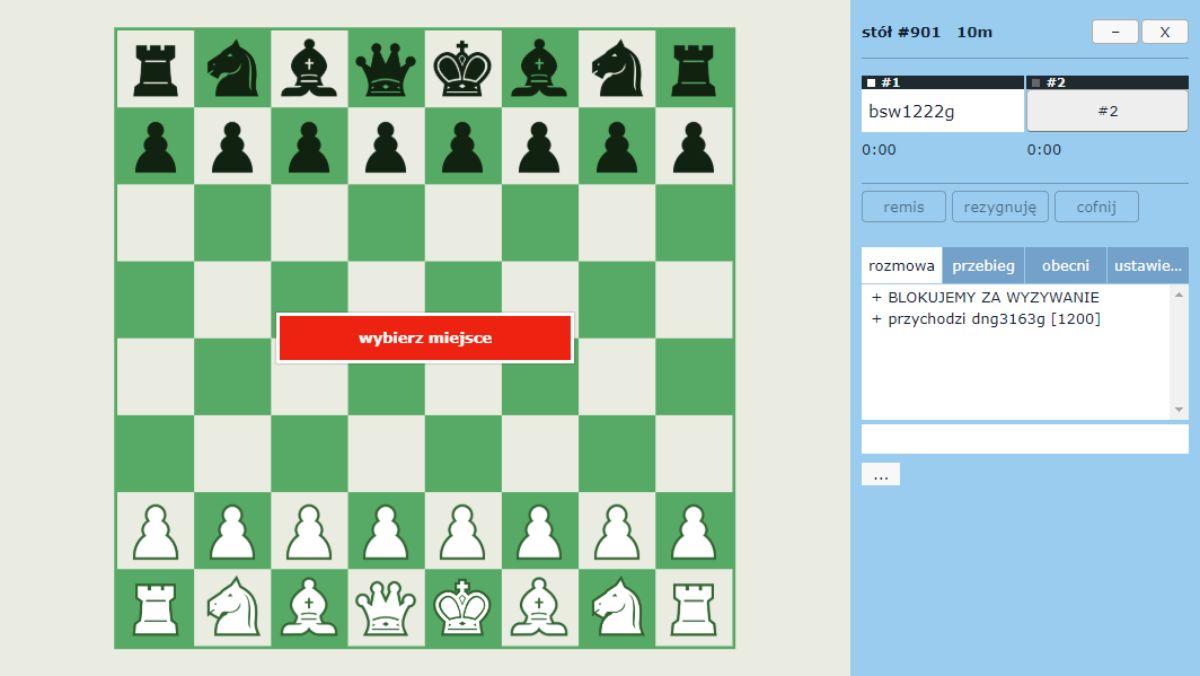 kurnik szachy online
