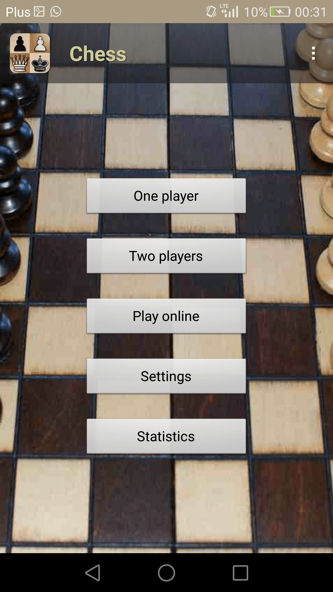 szachy na androida