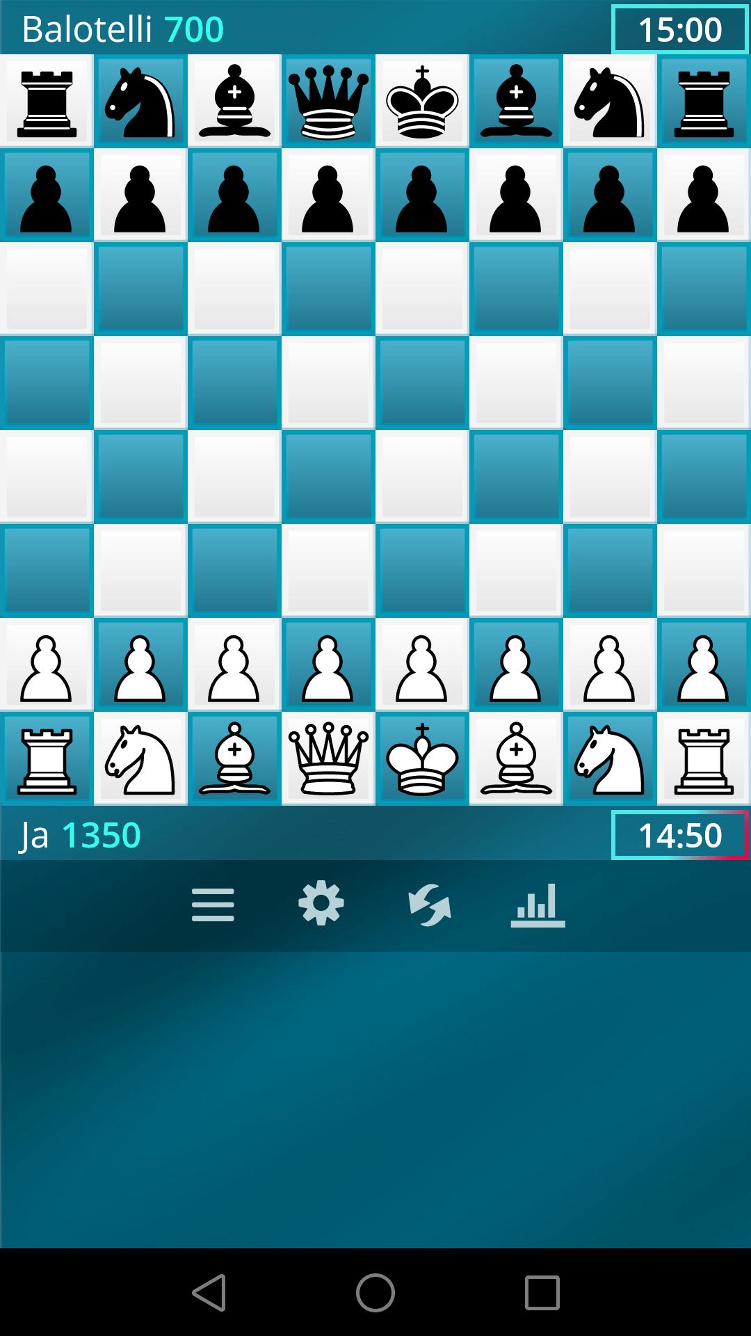 szachy na telefon z komputerem aplikacja